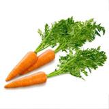 Питательная маска с морковью