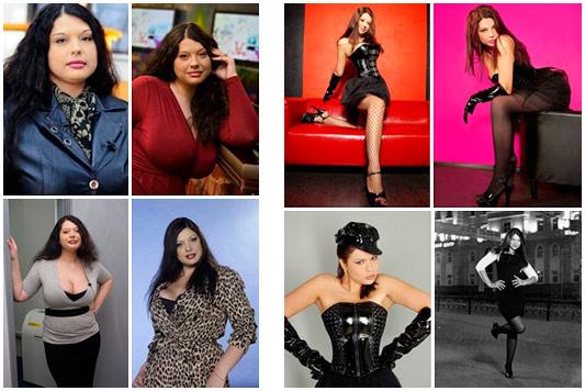 Инна Воловичева фото до и после