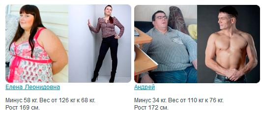 Диета Борменталя фото до и после