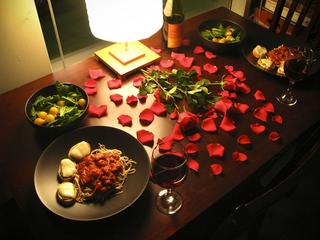 празднование 14 февраля (дня святого валентина)