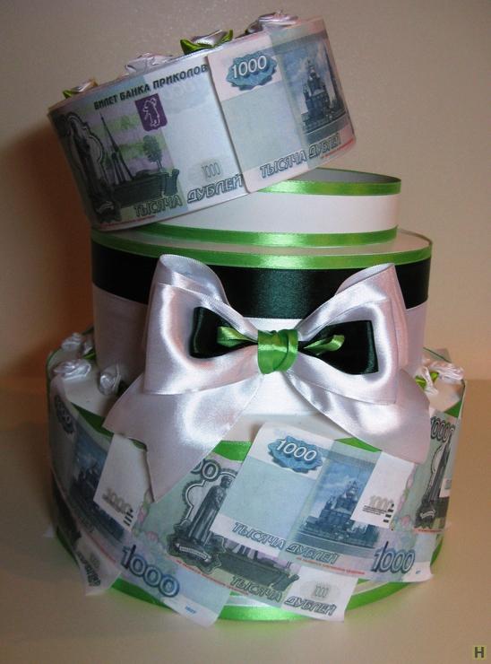 сундучок с деньгами в подарок на свадьбу