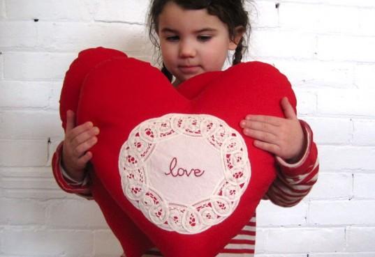 подарок ребенку на день святого валентина