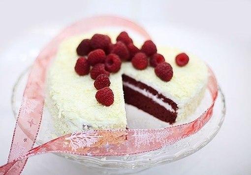 бисквитный торт я люблю тебя