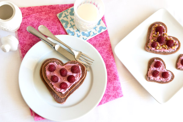 праздничный завтрак на 14 февраля