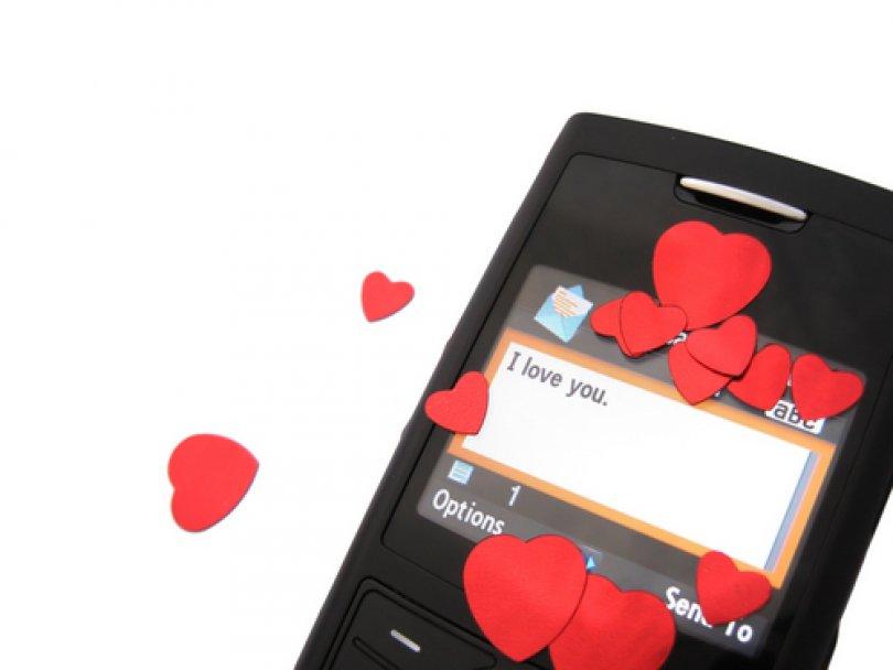 смс поздравления на 14 февраля (День святого Валентина) 2015