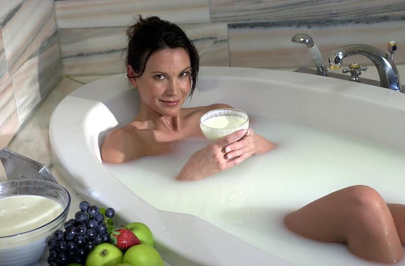 антицеллюлитная ванна с содой