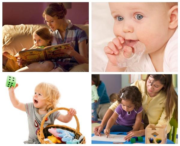 Как успокоить ребенка постарше