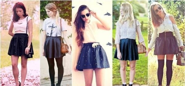 Модная юбка - 2
