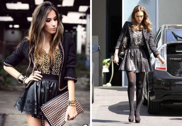 Модная юбка - 3