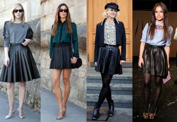 Модная юбка - 4