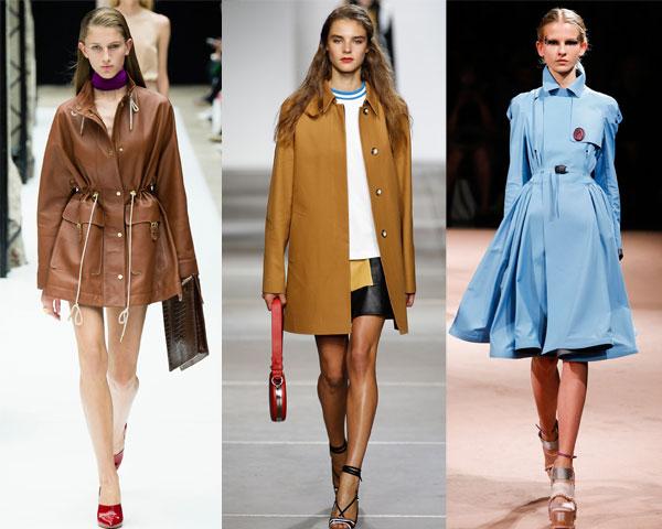Модели осени 2015