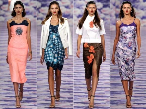 Какие платья будут в моде в 2016 году