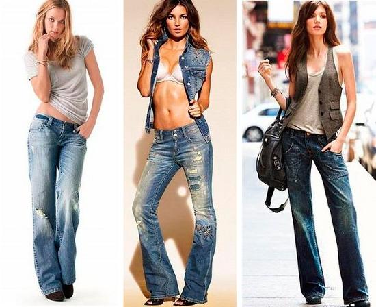 Модные джинсы 2019 года - трендовые фото новинки!