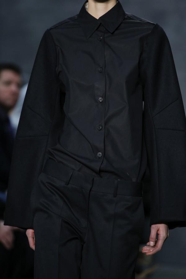 Чёрные рубашки