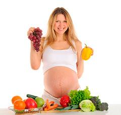 Рацион продуктов на 31 неделе беременности