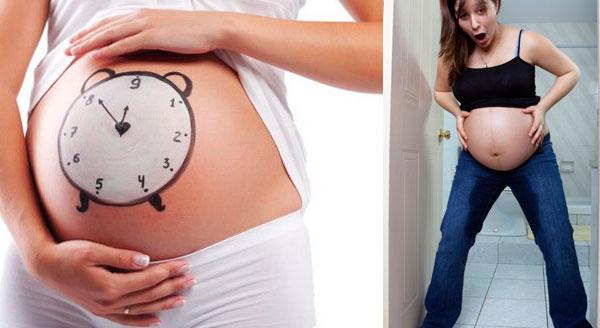 Твердый живот на 29 неделе беременности