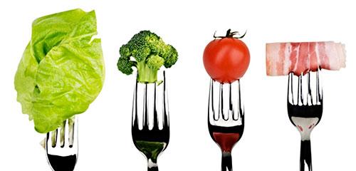 чередование питания при английской диете