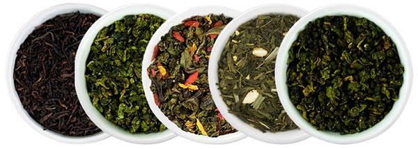 Какой состав чая выбрать?