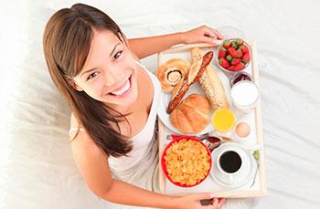 Эффект от 5 разового питания