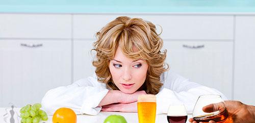 Пить или не пить алкоголь при похудении