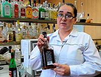 Анализ алкогольных напитков