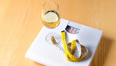 Диета с алкоголем