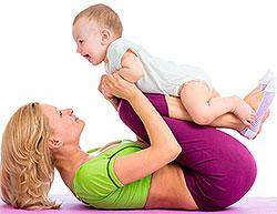 Проблема лишнего веса после родов