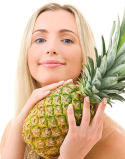 Плюсы ананасовой диеты