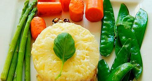 Ананасово-белковая диета
