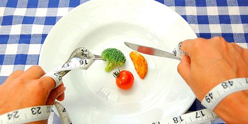 Питание во время антицеллюлитной диеты