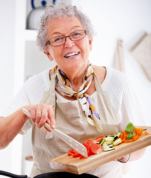 Меню бабушкиной диеты