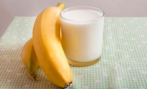 3 банана 3 стакана кефира