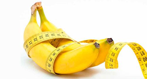 использования банановой диеты для похудения на 3 дня