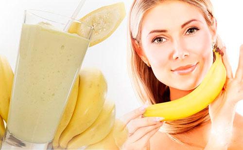 Отзывы о молочно-банановой диете