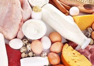 белковая еда для беременных