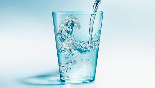 стакан воды на белково овощной диете