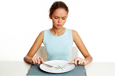 Последствия безбелкового питания