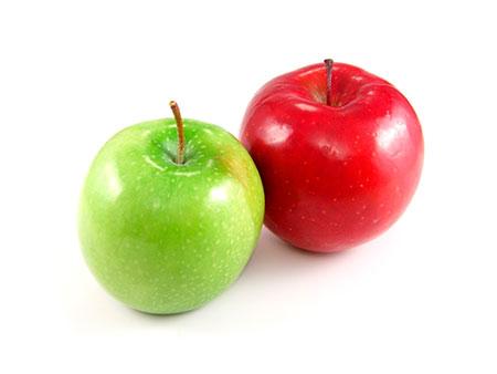 Голодные диеты на яблоках