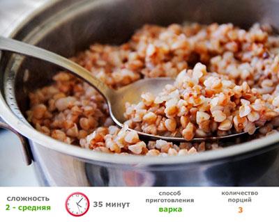 Как приготовить гречку для похудения