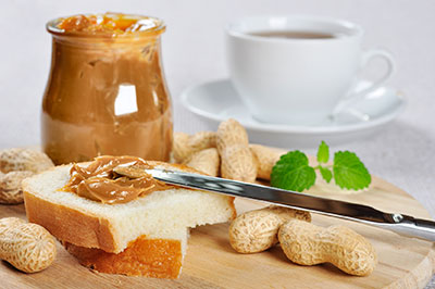 Как питаться при арахисовой диете
