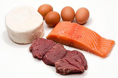 Белковые системы питания