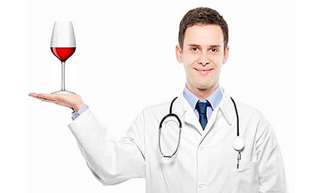 Польза вина для организма